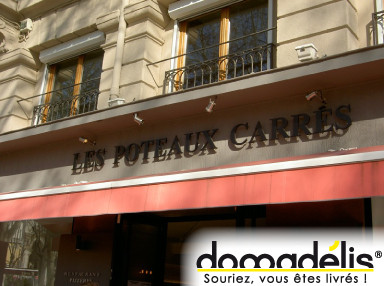 restaurant pizzeria les poteaux carr s en livraison domicile saint etienne. Black Bedroom Furniture Sets. Home Design Ideas
